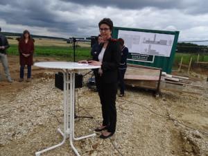 Bürgermeisterin Andrea Ernhofer